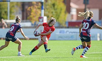 Martin goes back to school as she helps Saracens Women move forward