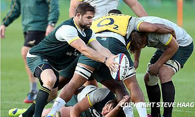 Rampant South Africa cruise past Canada to reach last eight