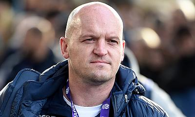 Scotland head coach Gregor Townsend will have an anxious wait on World Rugby's decision on their game against Japan