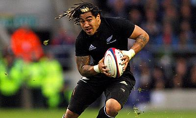 Ma'a Nonu has played for New Zealand 103 times between 2003 and 2015