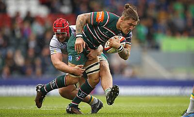 Guy Thompson on Leicester Tigers' renewed optimism