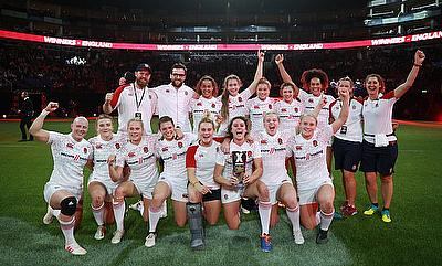 England Women clinch inaugural RugbyX title