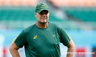 Rassie Erasmus guided South Africa to their third World Cup victory
