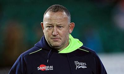 Steve Diamond's Sale Sharks moved to second place in the table
