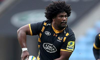 Ashley Johnson scored a double for Wasps