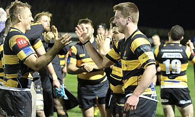 Canterbury finally off the mark with win over Cinderford