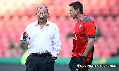 Scott Wisemantel (right) recently worked with England as attack coach