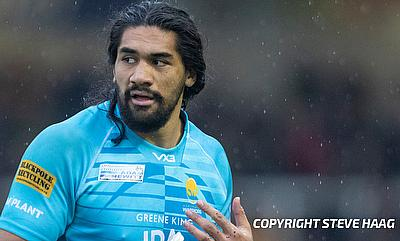 Michael Fatialofa sustained a neck injury