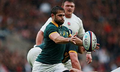 Cobus Reinach scored a try on the losing cause