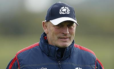 Vern Cotter helped Scotland to quarter-finals during the 2015 World Cup