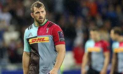 Chris Robshaw has been with Harlequins since 2005
