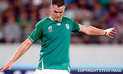 Johnny Sexton captained Ireland to second win in Six Nations