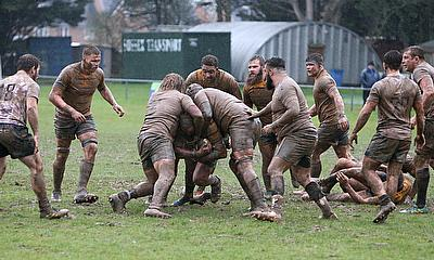 Park make ground, Caldy consolidate and Henley move top