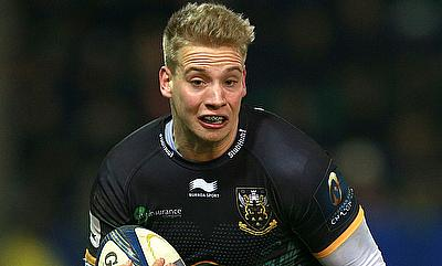 Harry Mallinder has been with Northampton Saints since 2013