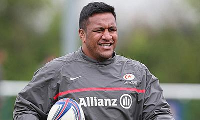 Mako Vunipola played 64 minutes for Saracens