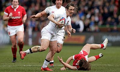 England Women - 'We are never going to stop'
