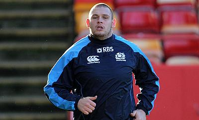 Gordon Reid has played for Scotland 41 times