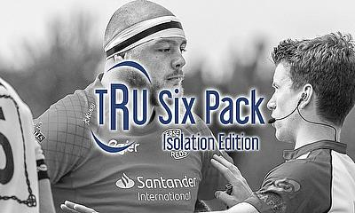 TRU Six Pack, Isolation Edition - Charlie Beckett, Jersey Reds