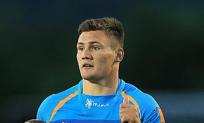 Guy Thompson joined Leicester Tigers in 2018