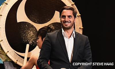 Agustín Pichot (in picture) has challenged Sir Bill Beaumont in the election for World Rugby chairman