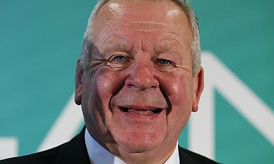 Sir Bill Beaumont was appointed World Rugby chairman in 2016