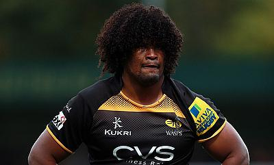 Ashley Johnson has played 198 times for Wasps