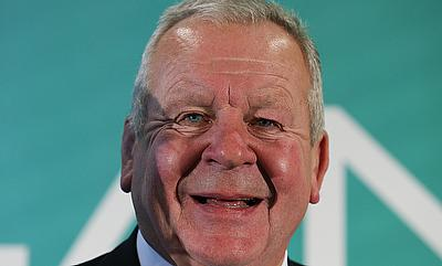 World Rugby chairman of rugby Sir Bill Beaumont