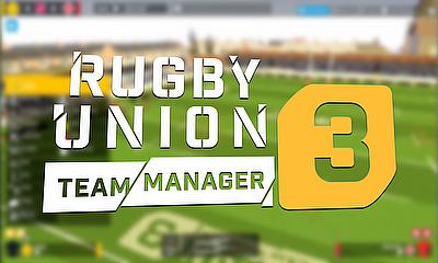 Rugby Union Team Manager 3 competition