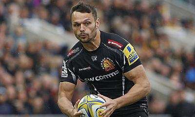 Phil Dollman has been with Exeter Chiefs since 2009