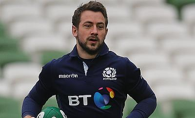 Greig Laidlaw played 76 Tests for Scotland before announcing international retirement last year