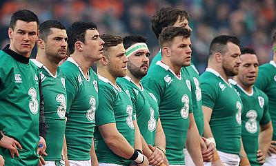 Ireland's Six Nations game against France set for 31st October