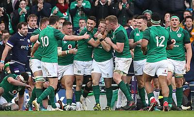 Ireland will play Italy and France in the final two rounds