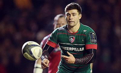 Ben Youngs scored the solitary for Leicester Tigers