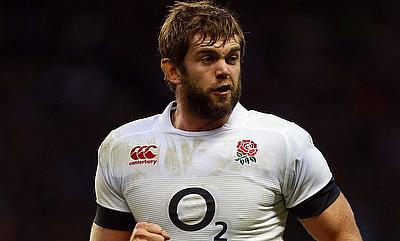 Geoff Parling has played 29 Tests for England and three for British and Irish Lions between 2012 and 2015