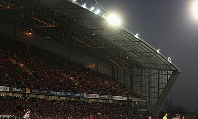A general view of Thomond Park