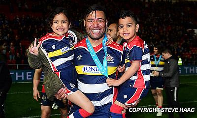 Siale Piutau has completed a three-week ban