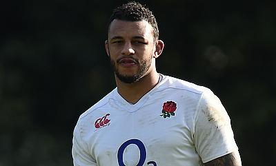 Courtney Lawes sustained the injury while playing for Northampton Saints