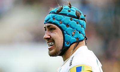 Jack Nowell suffered a foot injury during the game against Toulouse