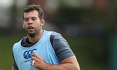Josh Beaumont scored Sale Sharks' only try