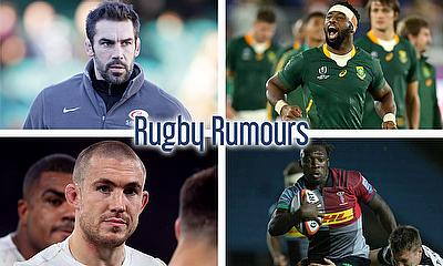 Rugby Rumours: Sharks find Sanderson, Kolisi move, Quins to Falcons and Top 14 switch