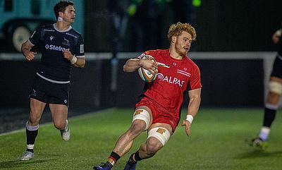 Seb Nagle-Taylor Exclusive: 'I didn't even know professional rugby was a pathway'