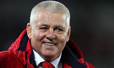 Warren Gatland will coach British and Irish Lions during their series against South Africa