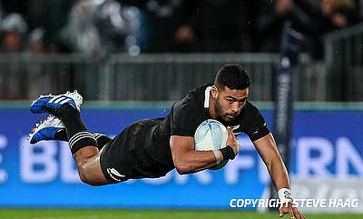 Richie Mo'unga contributed 13 points for Crusaders