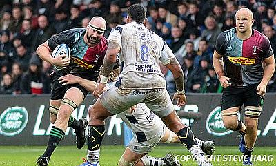 Matt Symons Exclusive: Harlequins, Preparing for Life After Rugby & Playing Exeter