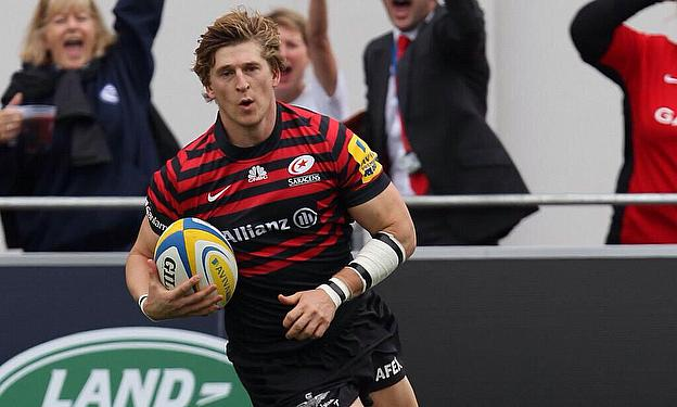 TRU Exclusive with David Strettle - Sevens and the City
