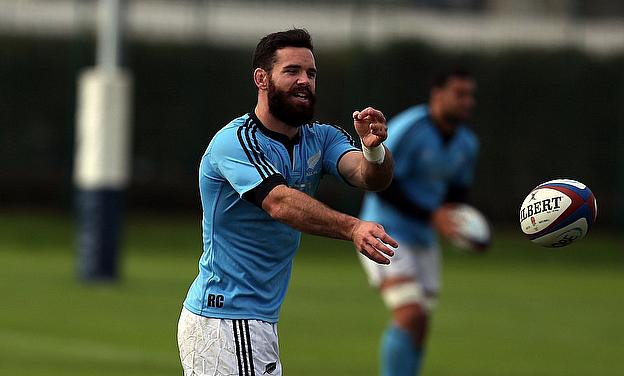Ryan Crotty was one of the try-scorers as the Crusaders beat the Lions