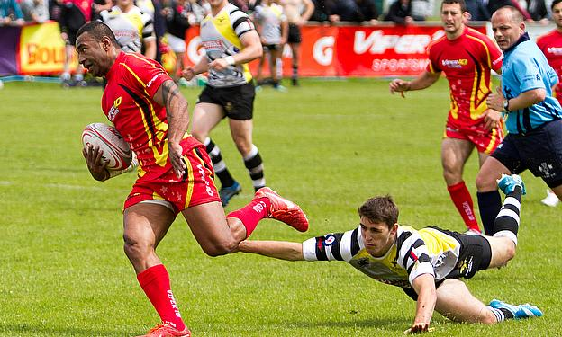 The Bournemouth 7s Festival 2014