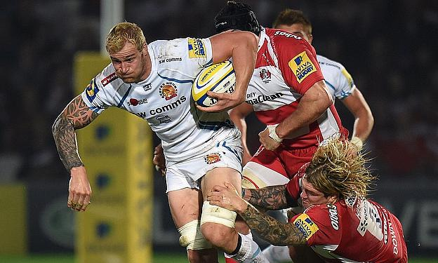 Exeter pull off an impressive win against Gloucester