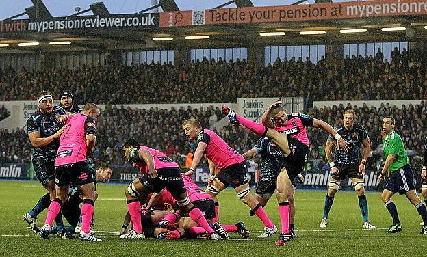 Cardiff Blues and Exeter Chiefs are both through to the semi-finals