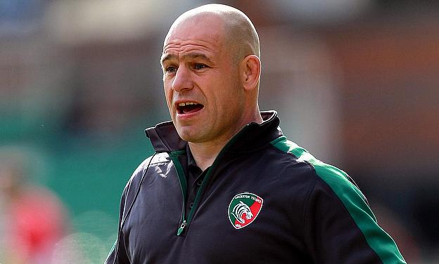 Leicester rugby director Richard Cockerill is expecting a hard fight to secure a top-four spot